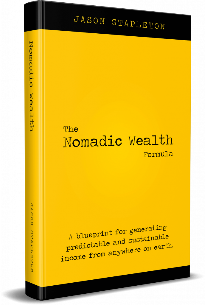 Nomadic Wealth Book