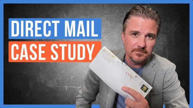 marketing using direct mail case study
